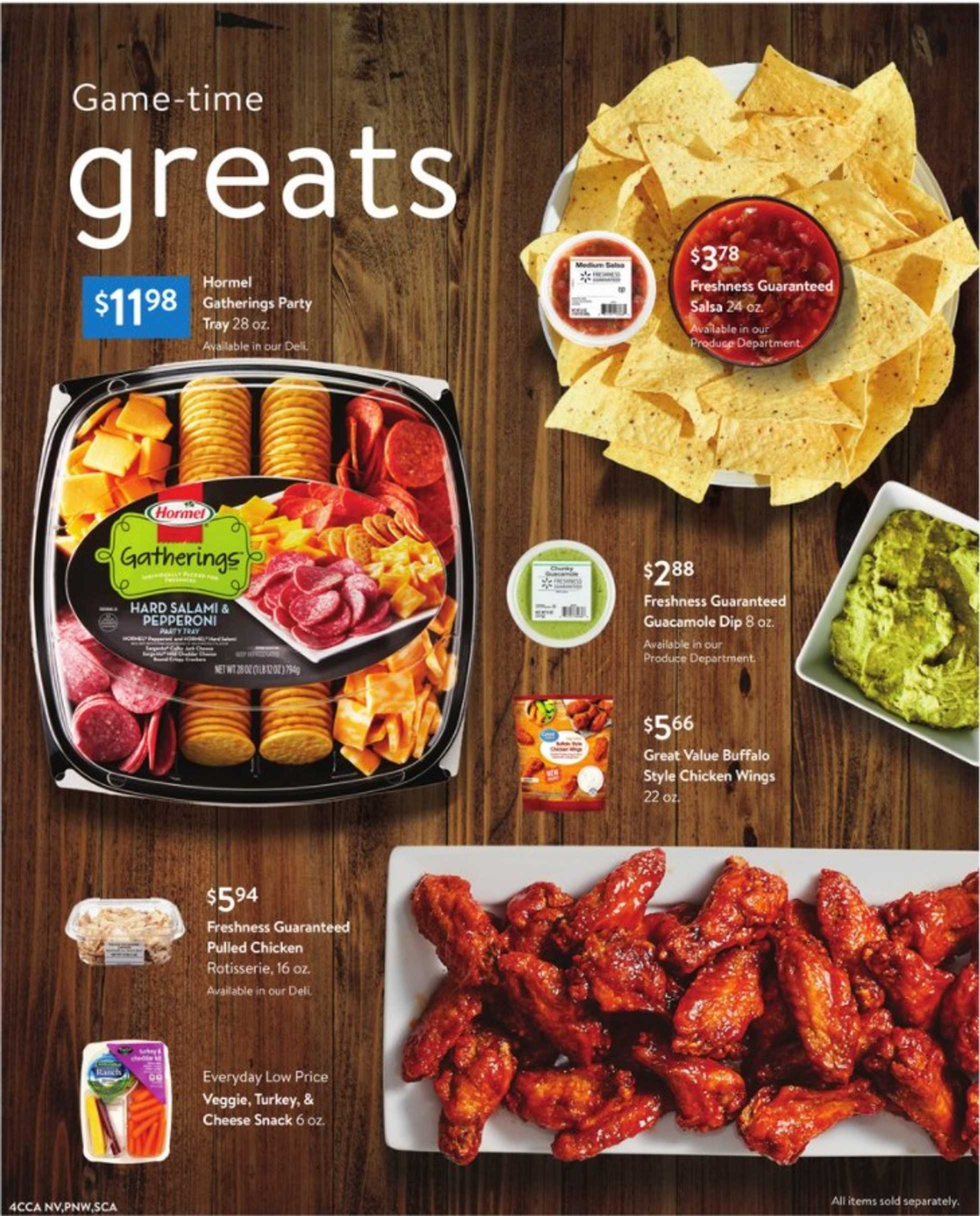 Walmart - deals are valid from 09/30/20 to 10/27/20 - page 3.