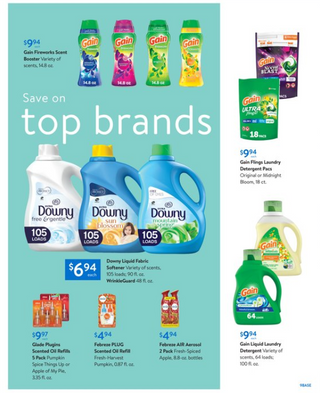 Walmart - deals are valid from 07/29/20 to 09/01/20 - page 8.