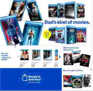Best Buy - deals are valid from 06/09/19 to 06/15/19 - page 47.