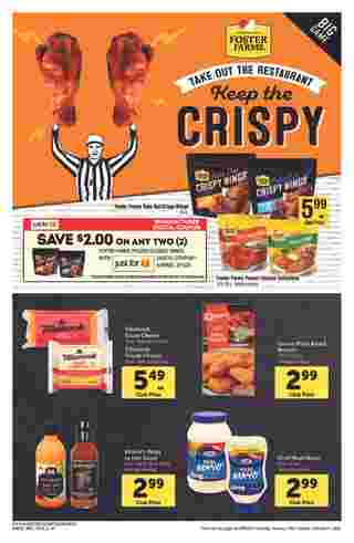 Safeway - deals are valid from 01/02/20 to 02/04/20 - page 14.