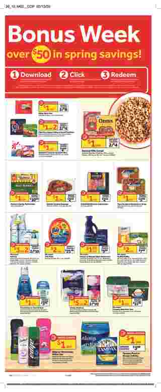 Stop & Shop - deals are valid from 02/28/20 to 03/05/20 - page 7.