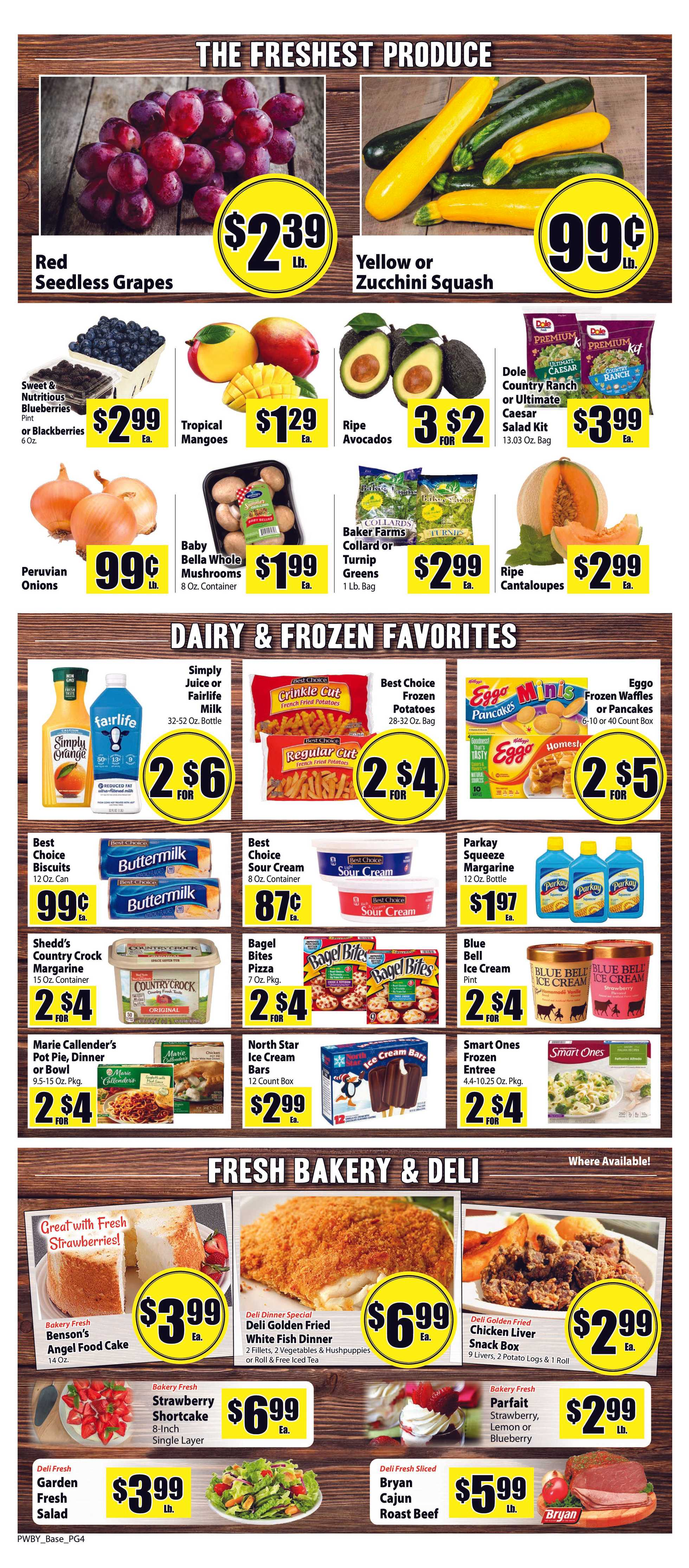 Food Giant - promo starting from 01/22/20 to 01/28/20 - page 4.