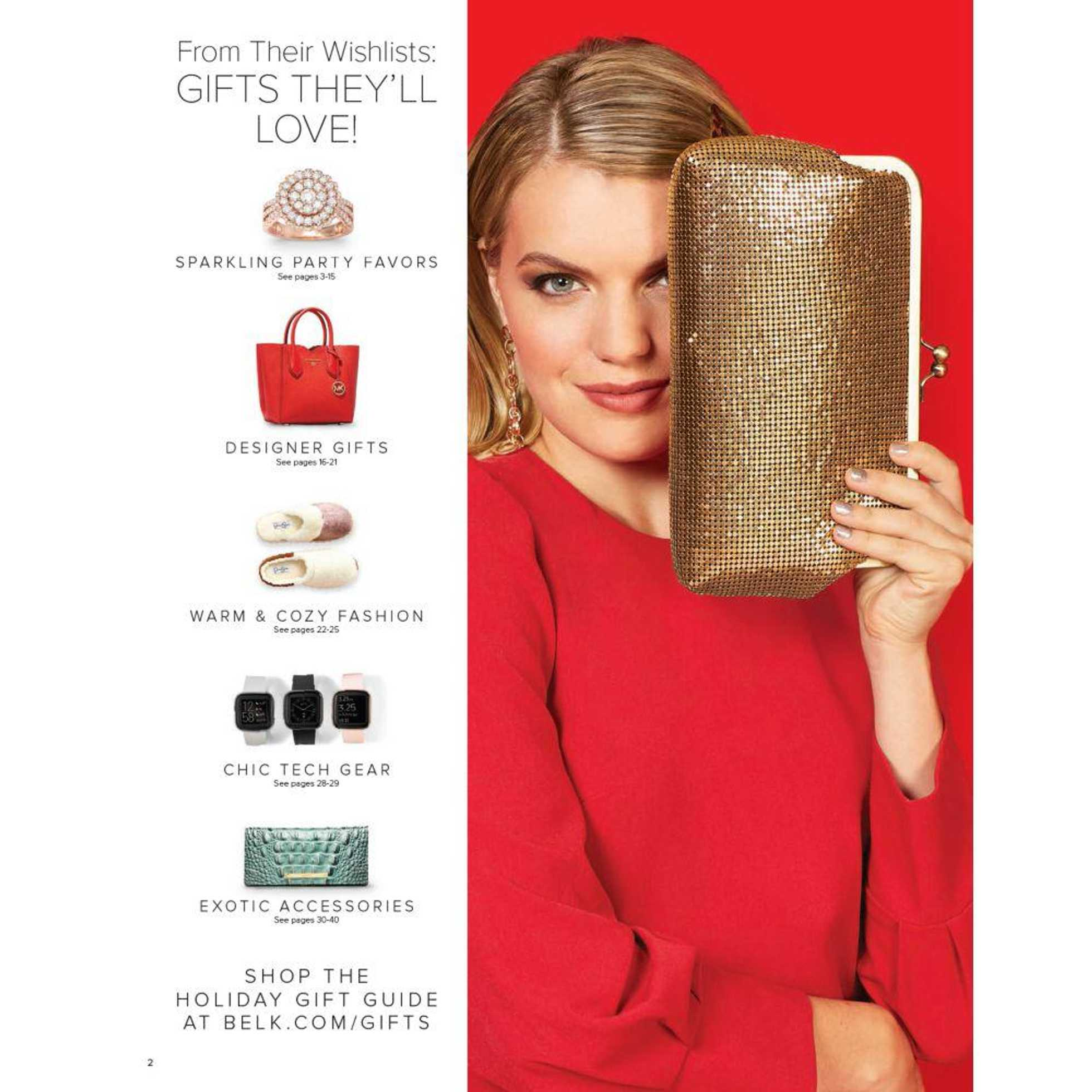 Belk - deals are valid from 12/06/19 to 12/25/19 - page 2.