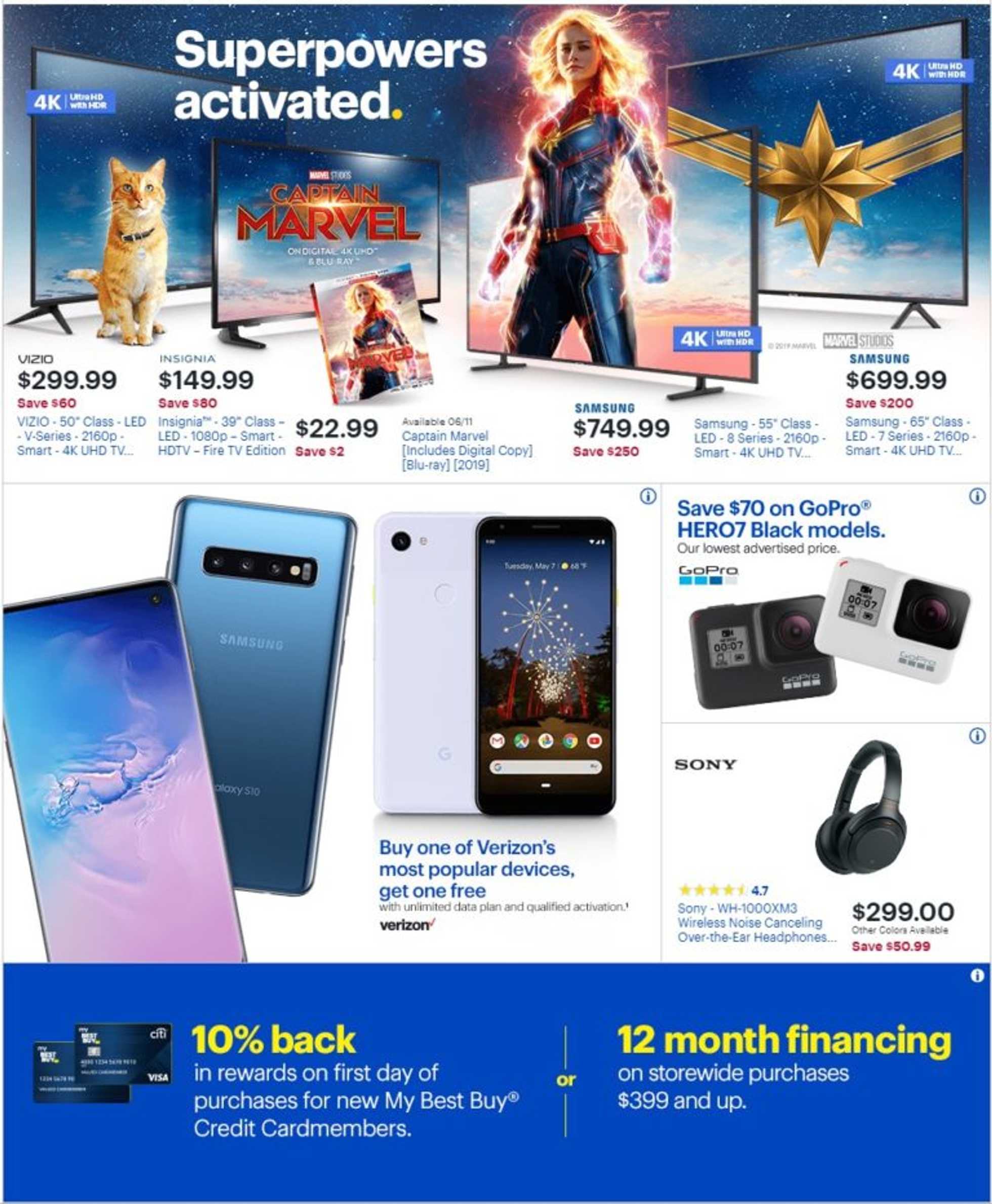 Best Buy - deals are valid from 06/09/19 to 06/15/19 - page 2.