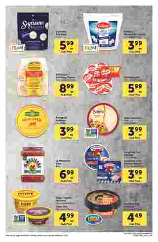 Safeway - deals are valid from 01/02/20 to 02/04/20 - page 11.
