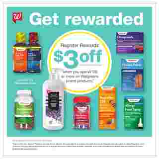 Walgreens - deals are valid from 03/01/20 to 03/07/20 - page 16.