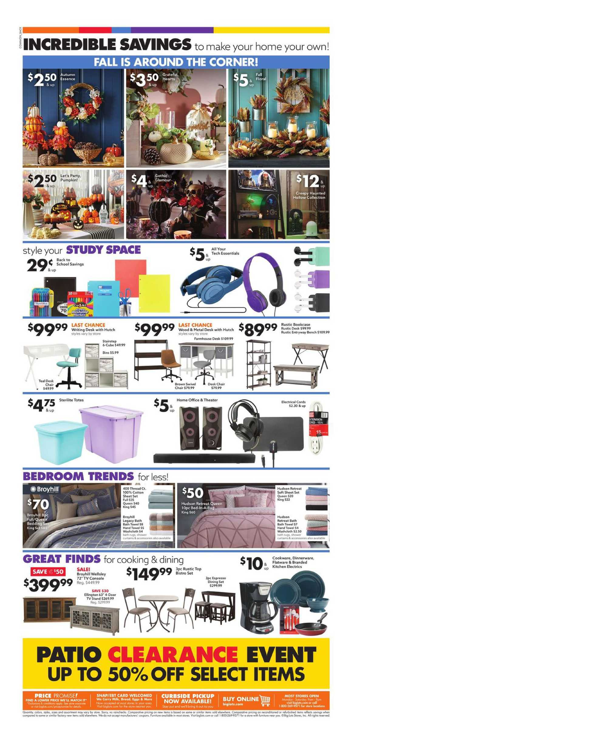 Big Lots - deals are valid from 08/15/20 to 08/22/20 - page 2.