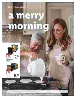 Lidl - deals are valid from 10/30/19 to 12/31/19 - page 59.