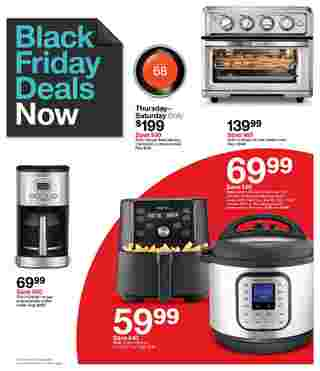 Target - deals are valid from 11/22/20 to 11/28/20 - page 46.