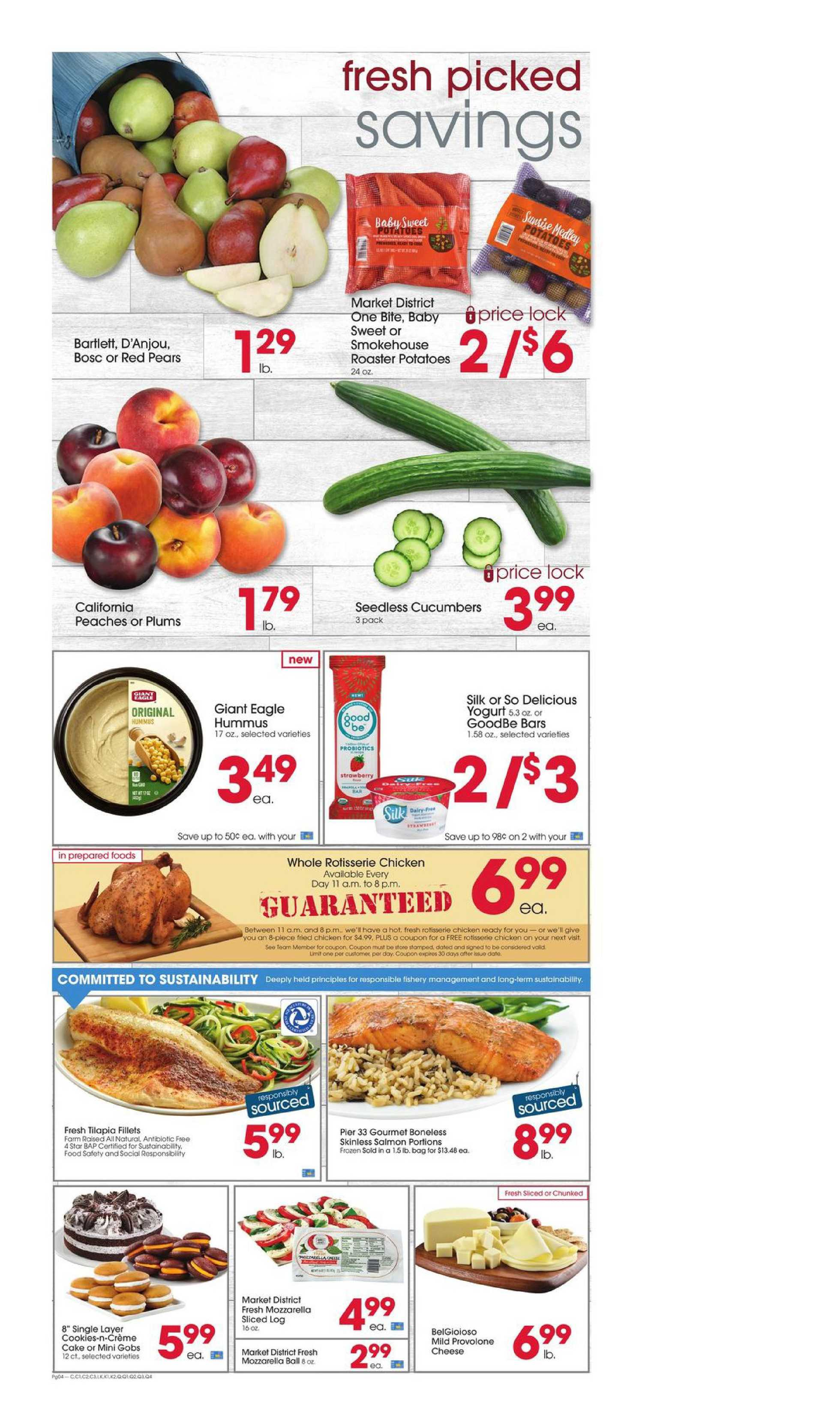 Giant Eagle - deals are valid from 09/24/20 to 09/30/20 - page 4.