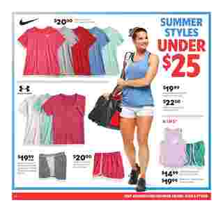 Academy Sports + Outdoors - deals are valid from 05/26/19 to 06/01/19 - page 7.
