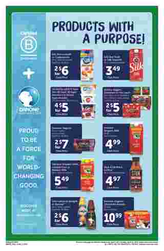 Safeway - deals are valid from 04/03/19 to 04/30/19 - page 6.