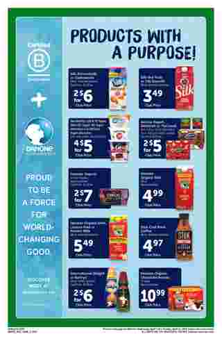 Safeway - promo starting from 04/03/19 to 04/30/19 - page 6.