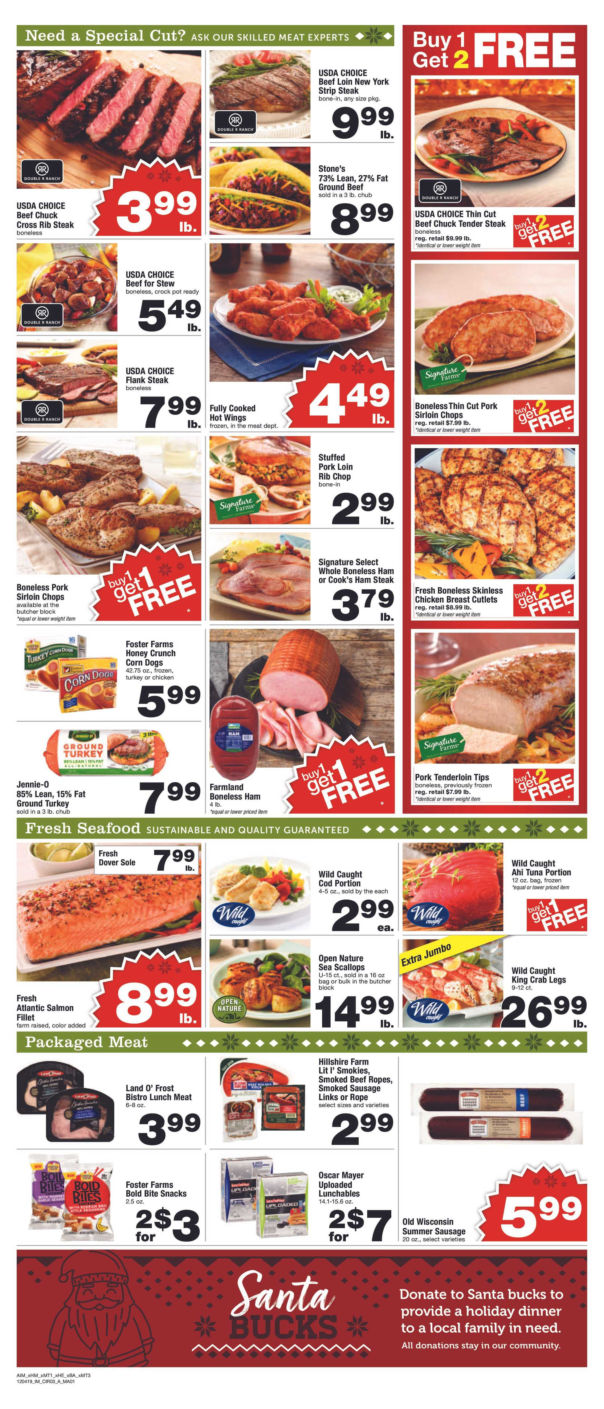 Albertsons - deals are valid from 12/04/19 to 12/10/19 - page 4.