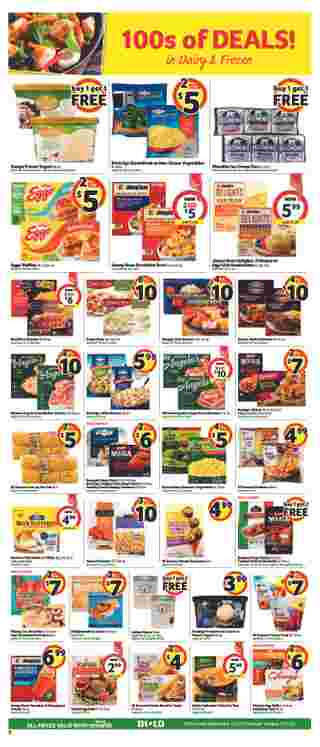 BILO - deals are valid from 01/15/20 to 01/21/20 - page 8.