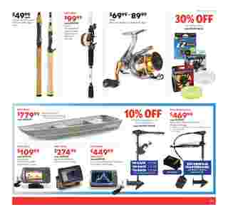 Academy Sports + Outdoors - deals are valid from 05/26/19 to 06/01/19 - page 18.