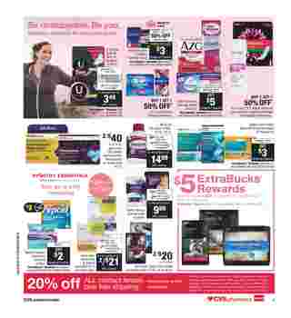CVS - deals are valid from 10/06/19 to 10/12/19 - page 12.