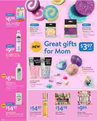 Walmart - deals are valid from 04/26/19 to 05/11/19 - page 12.