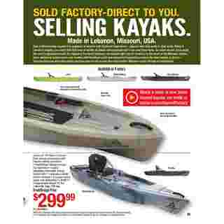 Bass Pro Shops - deals are valid from 01/01/20 to 01/01/21 - page 43.