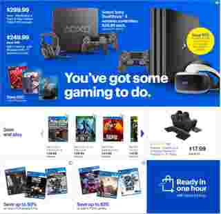 Best Buy - deals are valid from 06/09/19 to 06/15/19 - page 42.