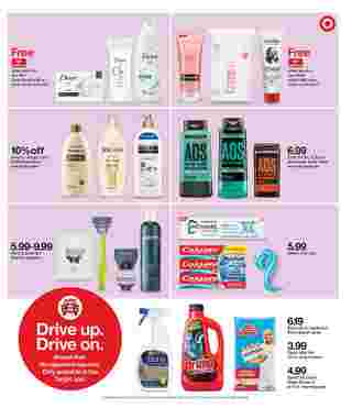 Target - deals are valid from 08/23/20 to 08/29/20 - page 22.