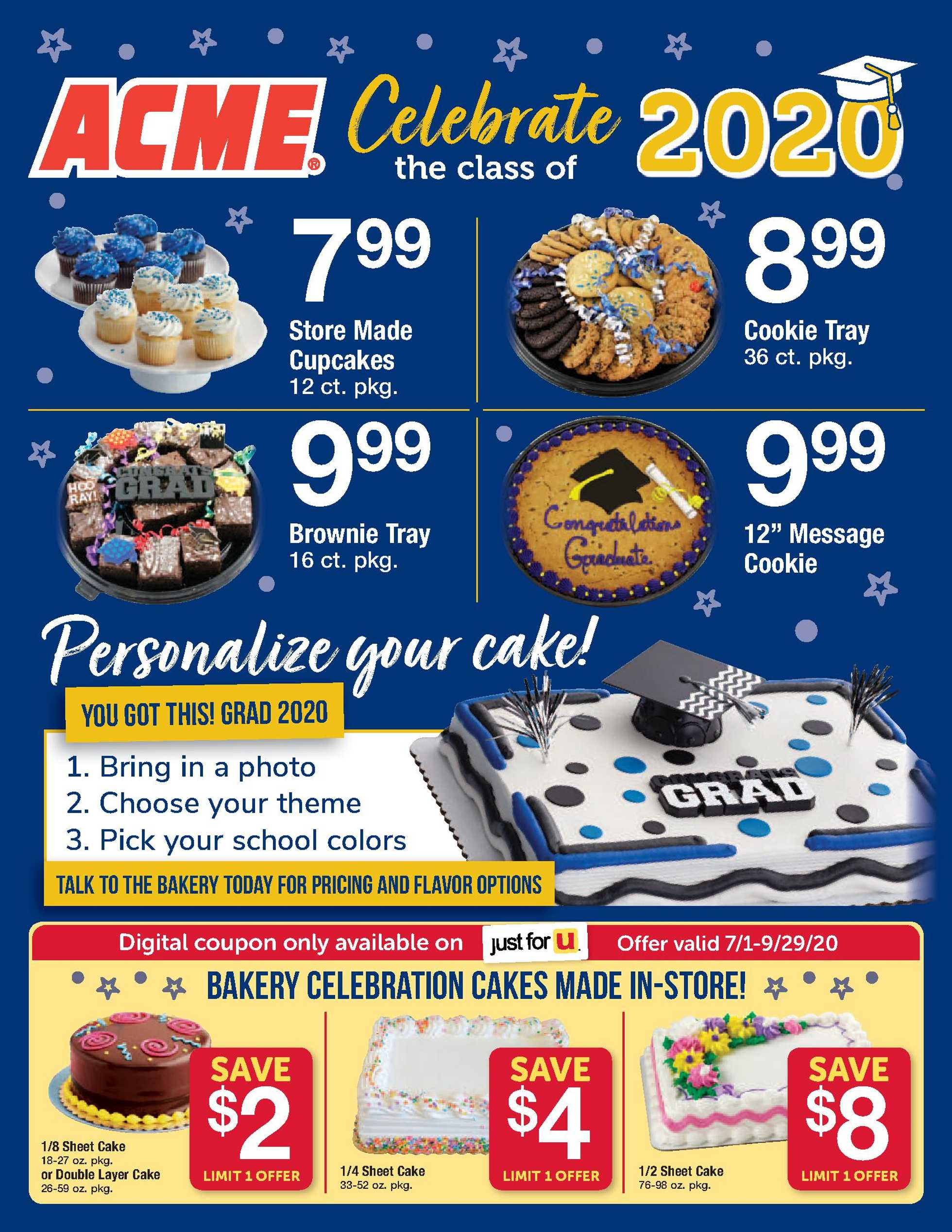 ACME - deals are valid from 07/01/20 to 09/29/20 - page 1.
