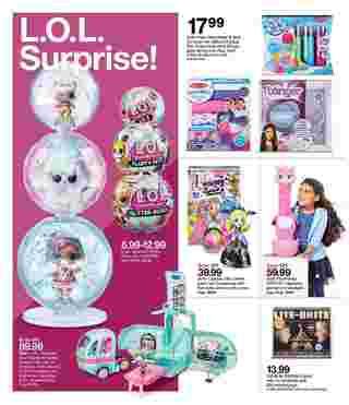 Target - deals are valid from 12/01/19 to 12/07/19 - page 18.