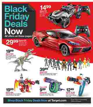 Target - deals are valid from 11/22/20 to 11/28/20 - page 50.