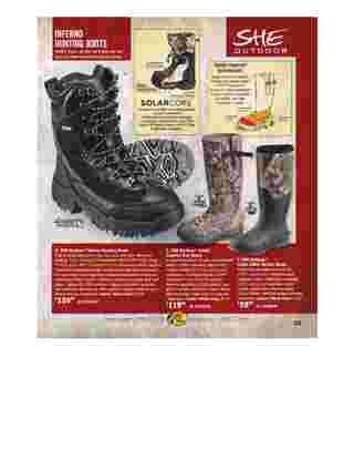 Bass Pro Shops - deals are valid from 09/01/19 to 12/28/19 - page 121.