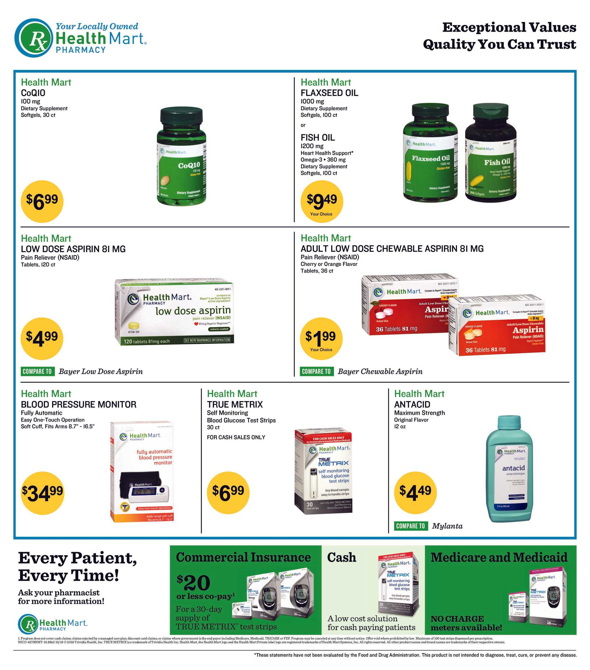 Health Mart Independent - promo starting from 02/01/20 to 02/29/20 - page 2.