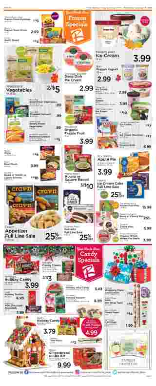 Roche Bros. - deals are valid from 11/20/20 to 11/26/20 - page 7.