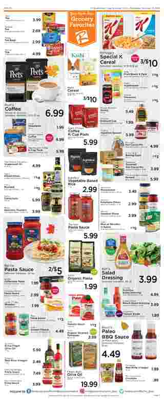 Roche Bros. - deals are valid from 11/20/20 to 11/26/20 - page 9.