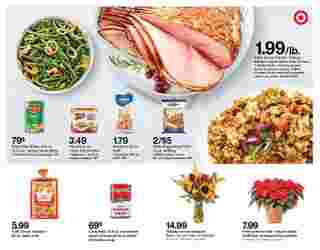 Target - deals are valid from 11/22/20 to 11/28/20 - page 20.
