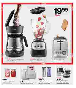 Target - deals are valid from 12/01/19 to 12/07/19 - page 11.