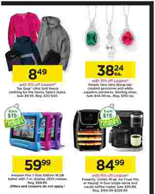 Kohl's - deals are valid from 11/22/20 to 11/27/20 - page 24.