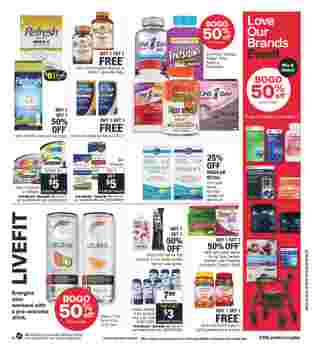 CVS - deals are valid from 10/11/20 to 10/17/20 - page 14.