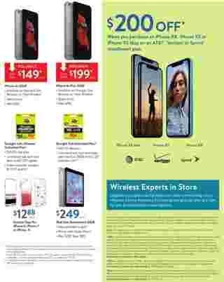 Walmart - deals are valid from 08/11/19 to 08/29/19 - page 16.