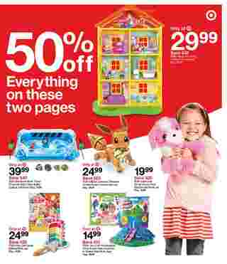 Target - deals are valid from 11/22/20 to 11/28/20 - page 51.