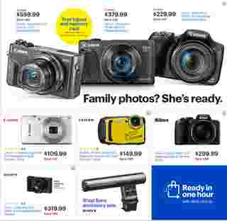 Best Buy - deals are valid from 05/05/19 to 05/11/19 - page 13.