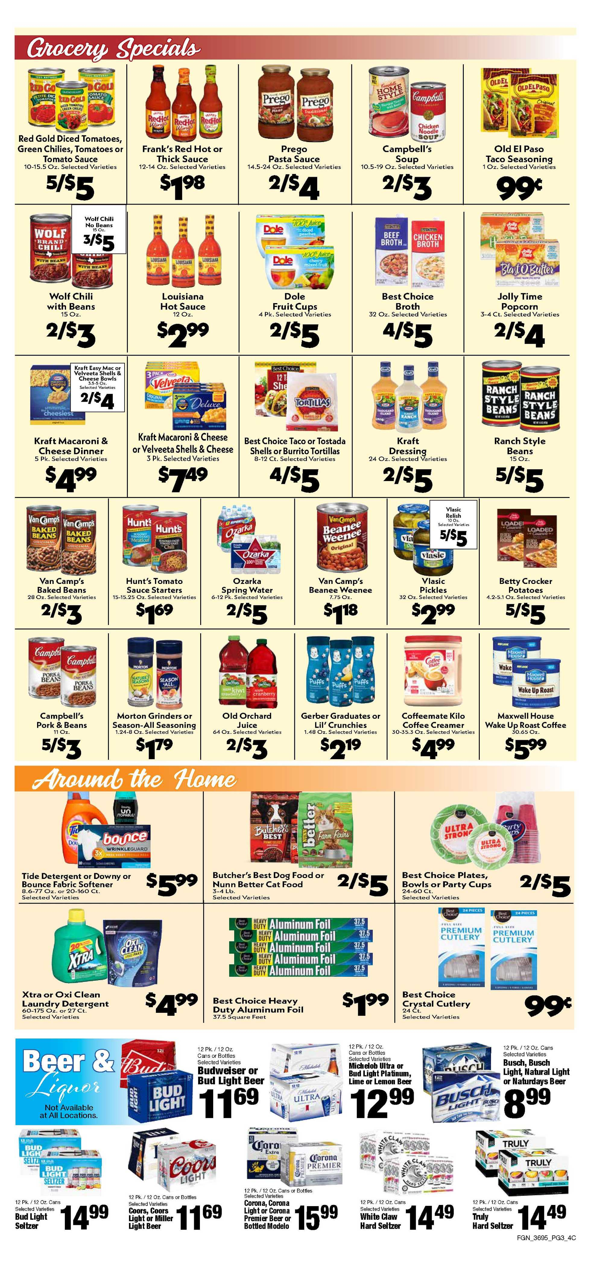 Food Giant - deals are valid from 09/09/20 to 09/15/20 - page 3.