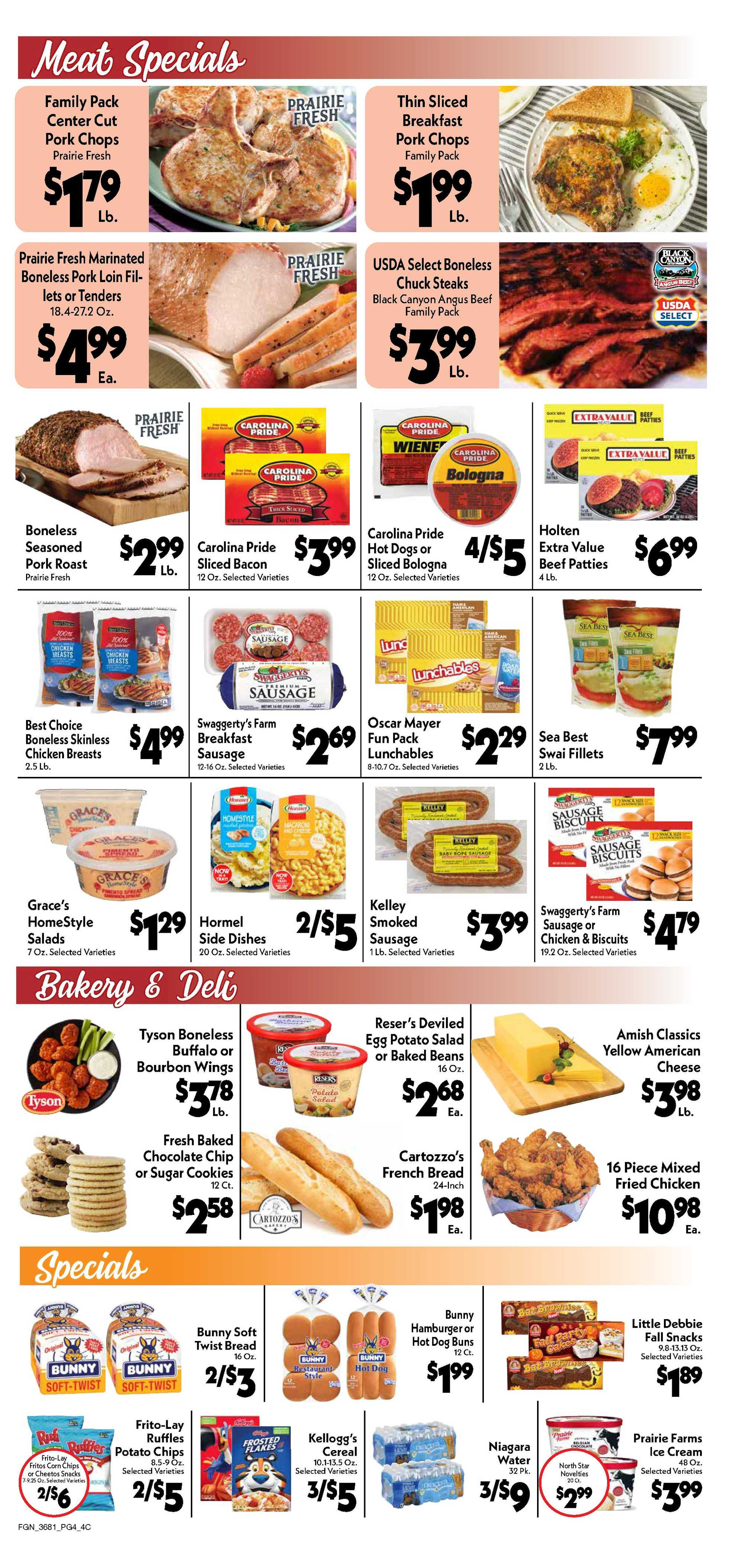 Food Giant - deals are valid from 09/09/20 to 09/15/20 - page 4.