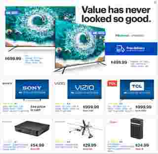 Best Buy - deals are valid from 05/05/19 to 05/11/19 - page 45.