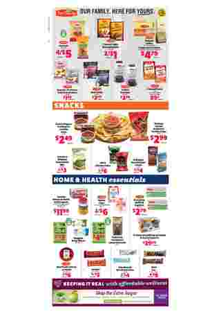 VG's Grocery - deals are valid from 05/03/20 to 05/09/20 - page 8.