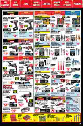 Harbor Freight Tools - deals are valid from 01/01/21 to 01/31/21 - page 16.