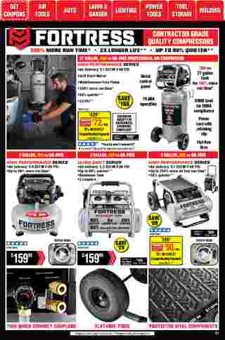 Harbor Freight Tools - deals are valid from 01/01/21 to 01/31/21 - page 21.