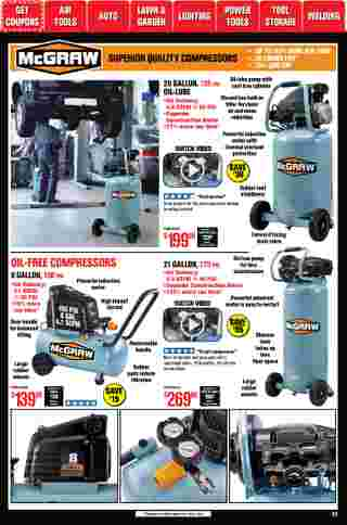 Harbor Freight Tools - deals are valid from 01/01/21 to 01/31/21 - page 22.