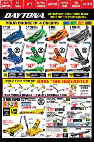 Harbor Freight Tools - deals are valid from 01/01/21 to 01/31/21 - page 28.