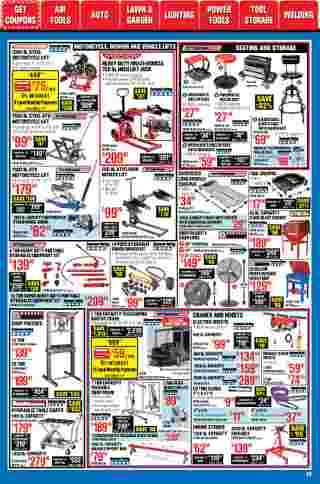 Harbor Freight Tools - deals are valid from 01/01/21 to 01/31/21 - page 29.
