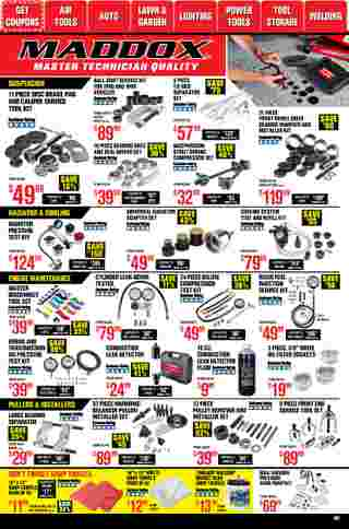 Harbor Freight Tools - deals are valid from 01/01/21 to 01/31/21 - page 30.
