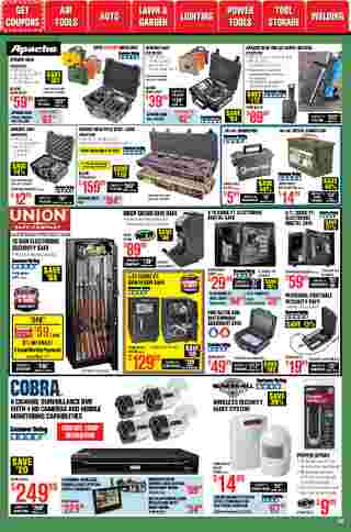 Harbor Freight Tools - deals are valid from 01/01/21 to 01/31/21 - page 46.